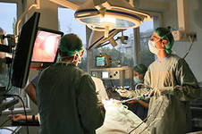 Лапараскопическая операция