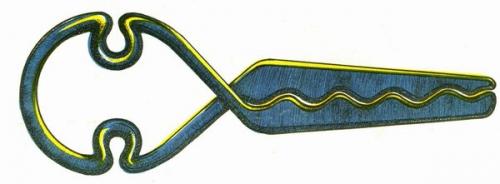 Микрозажим